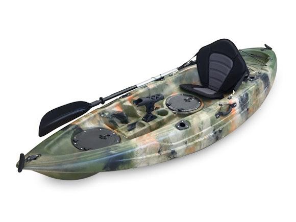Bula Boards Single Kayak 2.65m