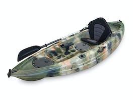 Bula Boards Single Kayak Camo 2.65m