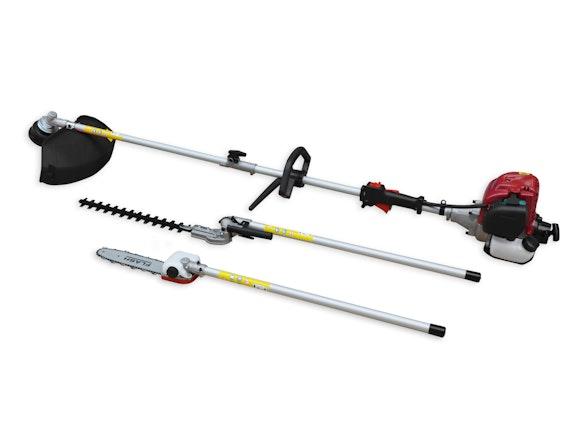 Flash Garden Tool Multi 4in1 Petrol 4-Stroke 36cc