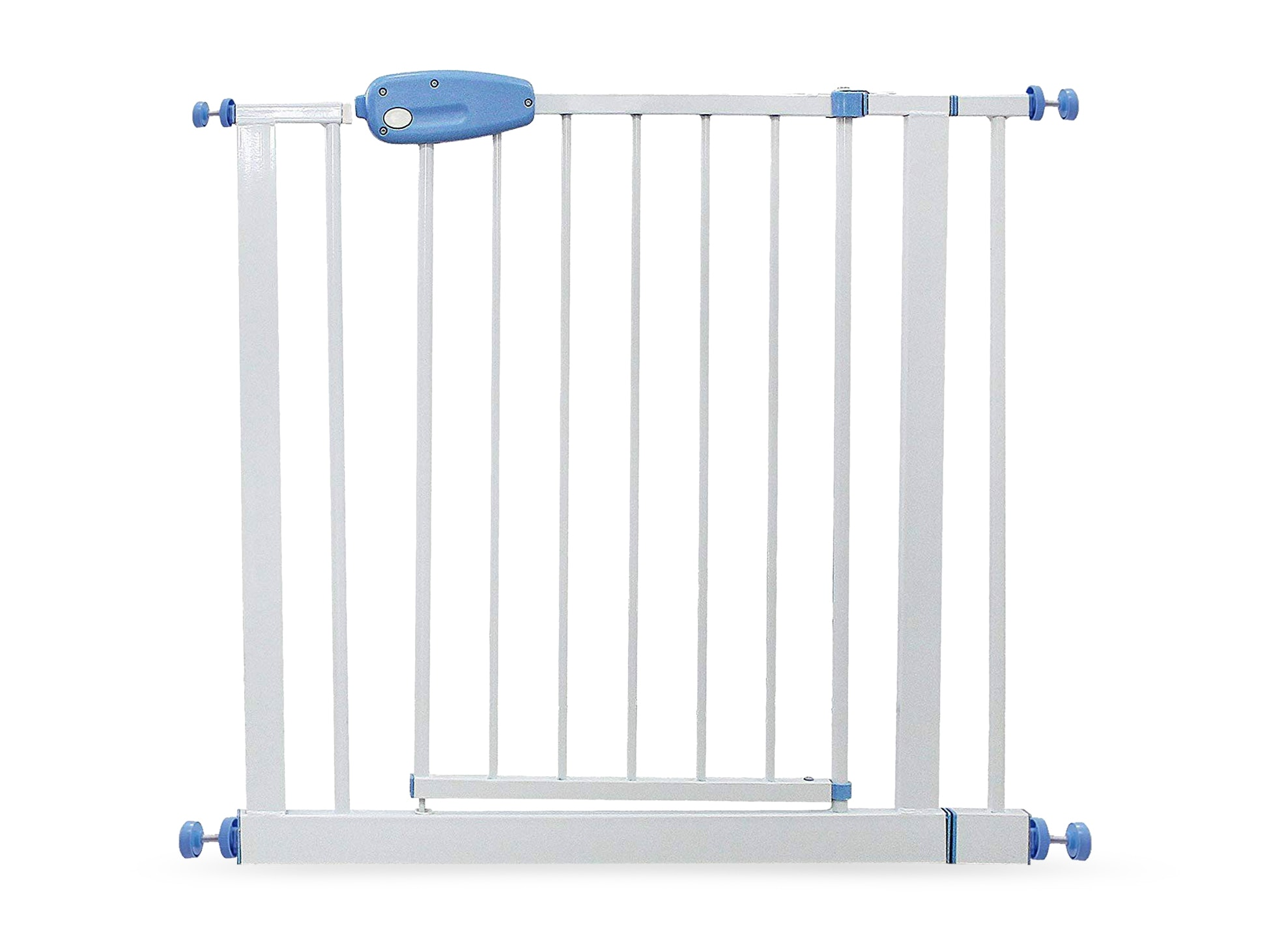 Baby Safe Metal Gate White Safety Gates Barriers Baby Factory