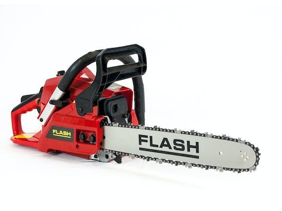 """Flash Chainsaw 37cc with 16"""" Bar"""