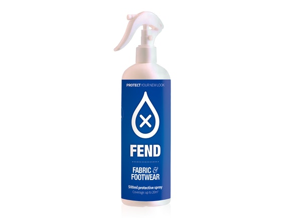 Fend Fabric & Footwear Protector 500ml Atomiser