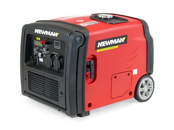 Newman Digital Inverter Generator 3200W with Electric Start