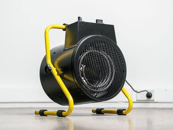 Workshop Electric Fan Heater 2.4kW