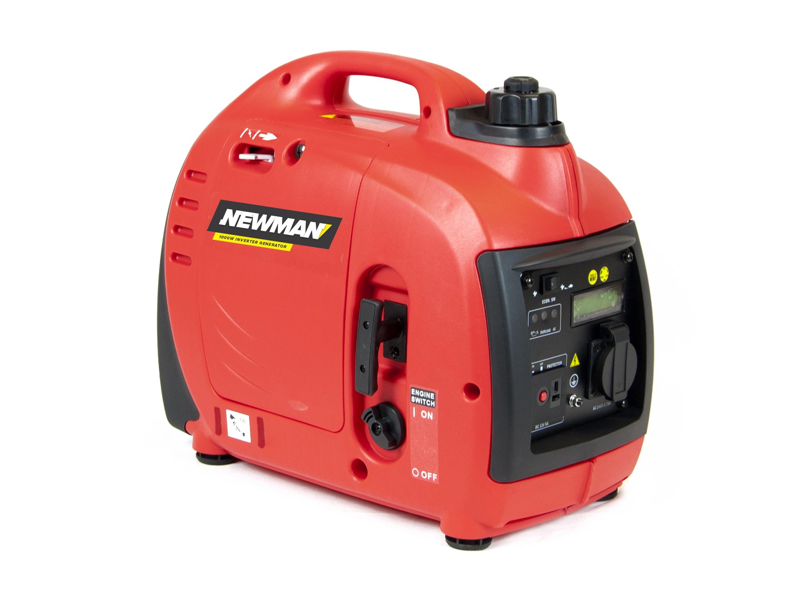 Newman Digital Inverter Generator 1000W