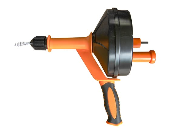 Drain Cleaner Spin Tool