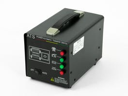ATS System 5500W 3 Phase