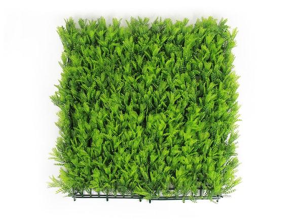 Artificial Hedge Wall Fern 3m²