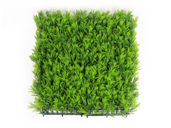 Artificial Hedge Wall Fern 3m²