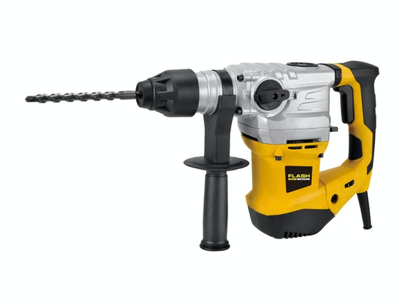Flash Rotary Hammer Drill SDS Plus 1500W