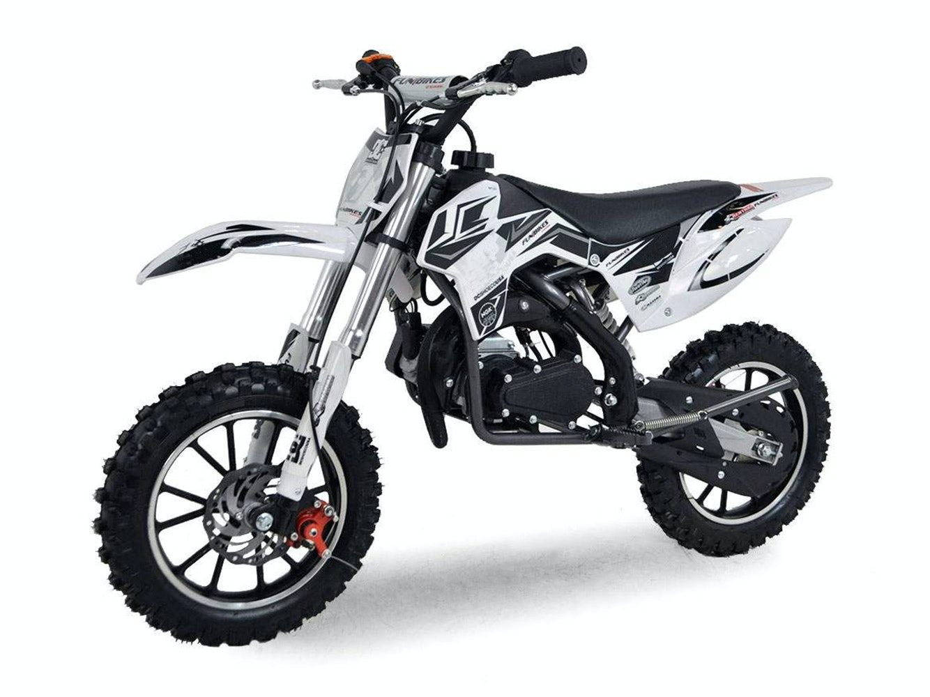 Kids Mini Dirt Bike 49cc Black