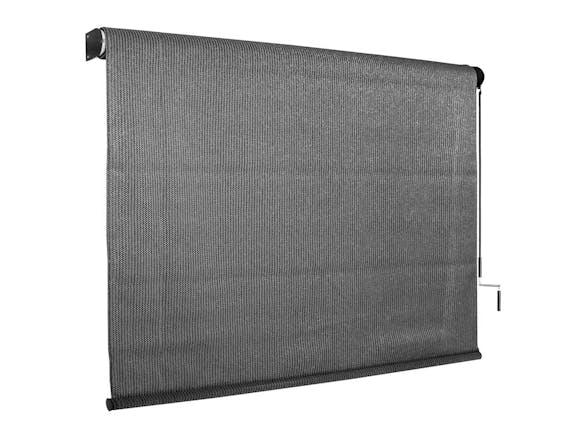 Outdoor Sun Screen Roller Blind 305 x 244cm