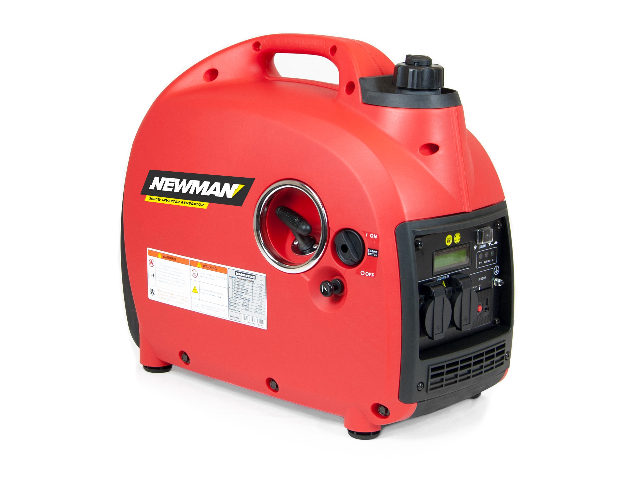 Newman Digital Inverter Generator 2000W