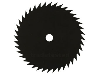 Flash Brush Cutter 40 Tooth Blade