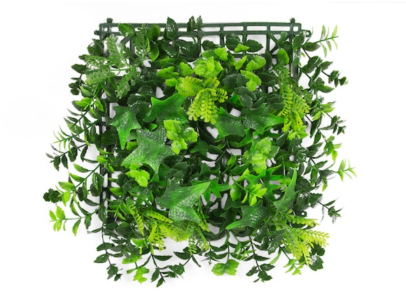 Artificial Hedge Wall Mixed Ivy 3m²