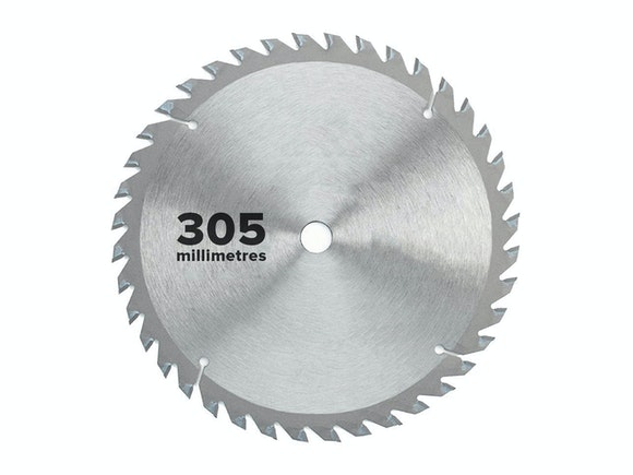 Flash Saw Blade Circular 305mm x 25.4mm