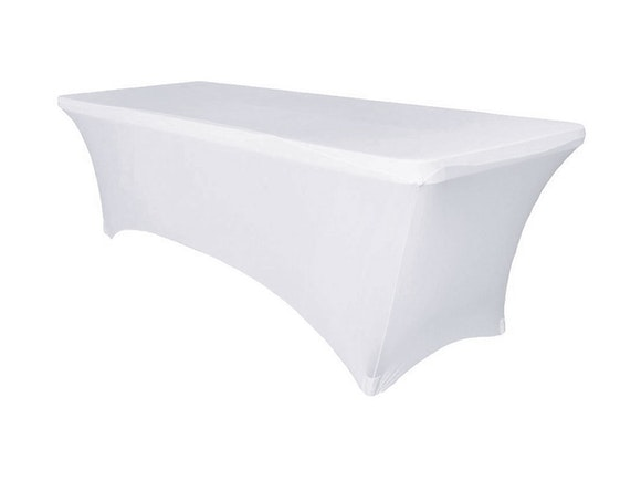 Stretch Fit Table Cover Rectangle 2.4m