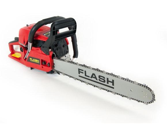 """Flash Chainsaw 49cc with 20"""" Bar"""