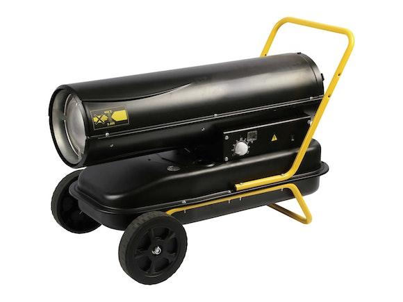 Workshop Diesel Heater 50kW