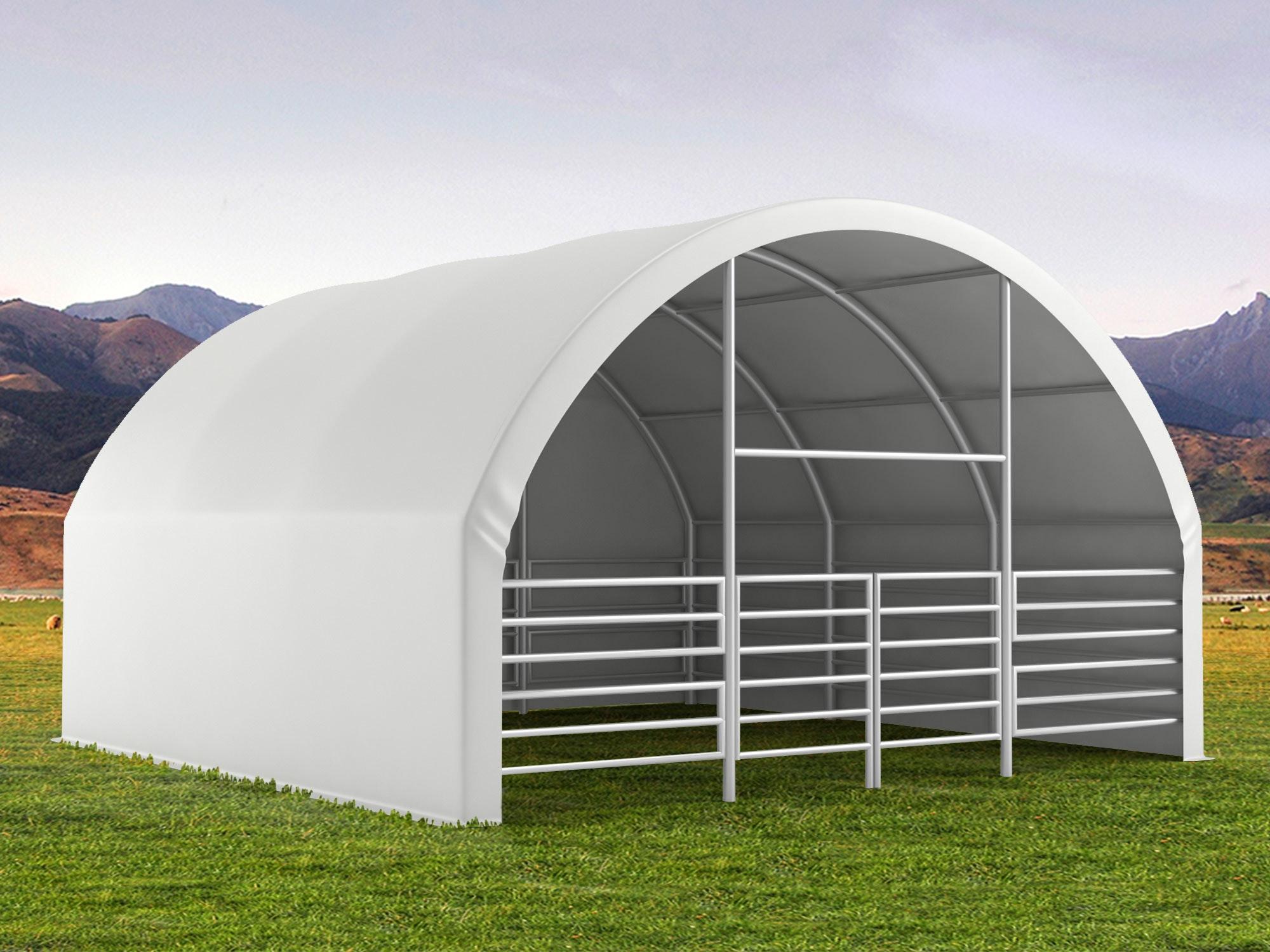 Livestock & Utility Shelter 6m x 6m x 3.7m