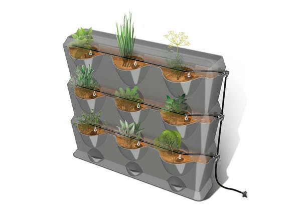 Gardena Nature Up! Irrigation Set Vertical Tap