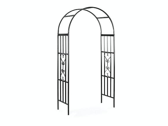 Garden Arch Steel Edwardian