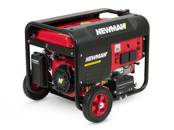 Newman Generator 3500W with Electric Start