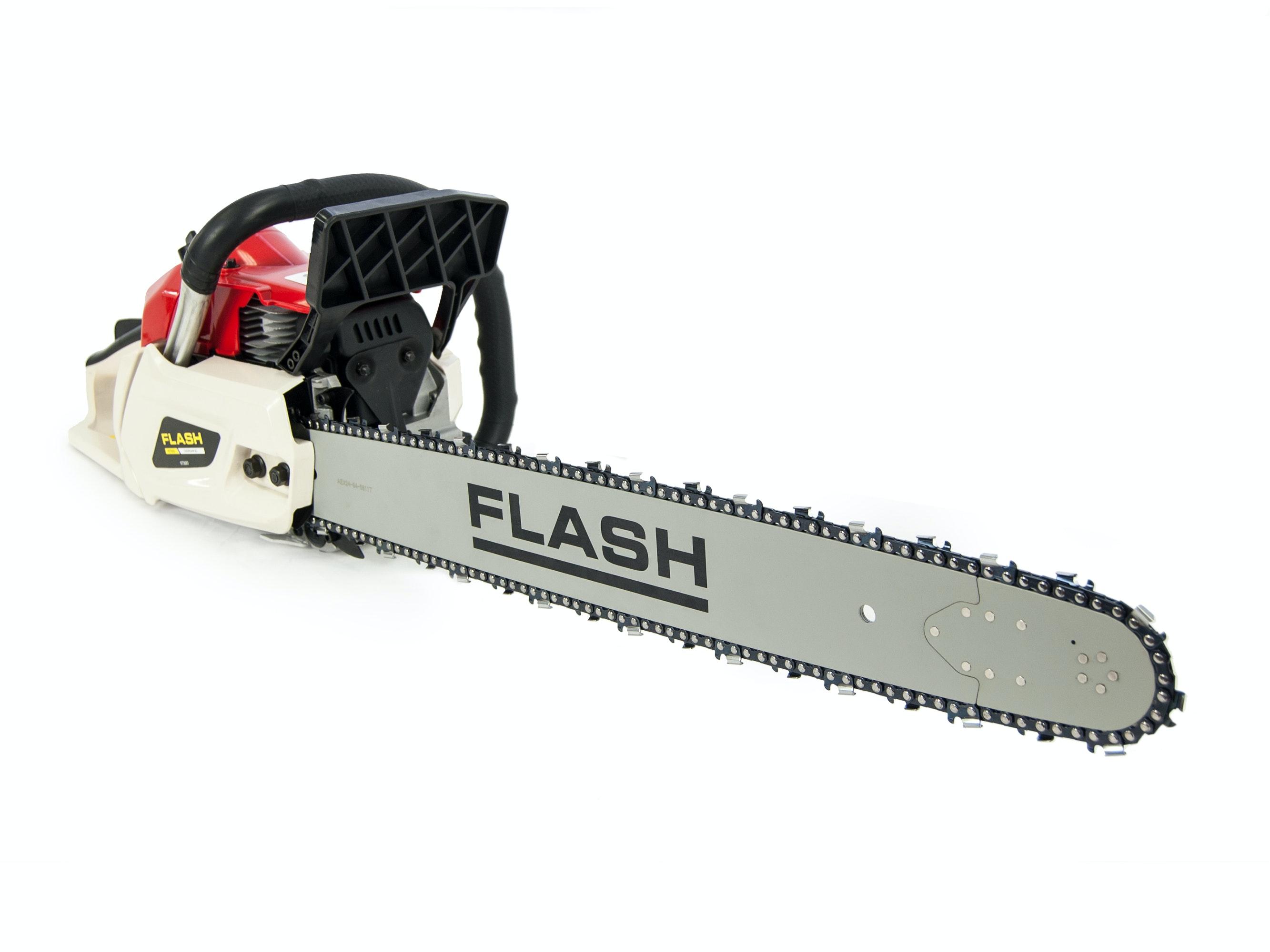 Flash Chainsaw 82cc Heavy Duty with 24