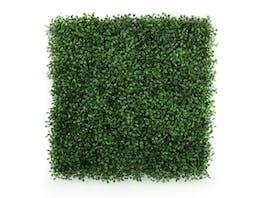 Artificial Hedge Wall Creeping Fuschia 3m²