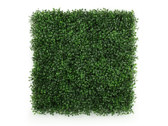 Artificial Hedge Wall Creeping Fuschia 3m²