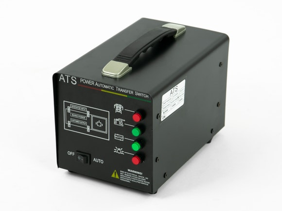ATS System 5500W Single Phase