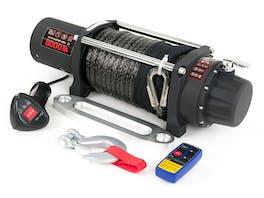 Electric Winch 12V 8000lb Dyneema