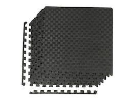 Interlocking Foam Floor Mat Tiles 12.7mm - 24 Pack
