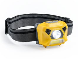 Headlamp LED Rechargeable 160 Lumen