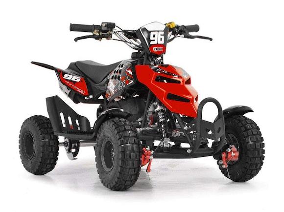 Kids Mini Quad Bike 49cc Red