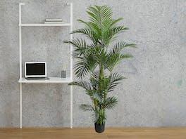 Artificial Tree Hawaiian Palm 180cm