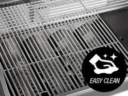 Longhorn Stainless Steel Grid for 6 Burner