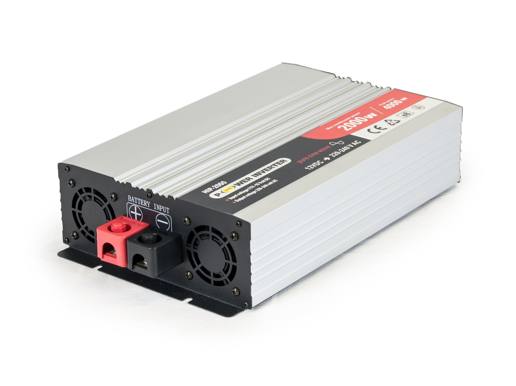 Pure Sine Wave Power Inverter 2000W