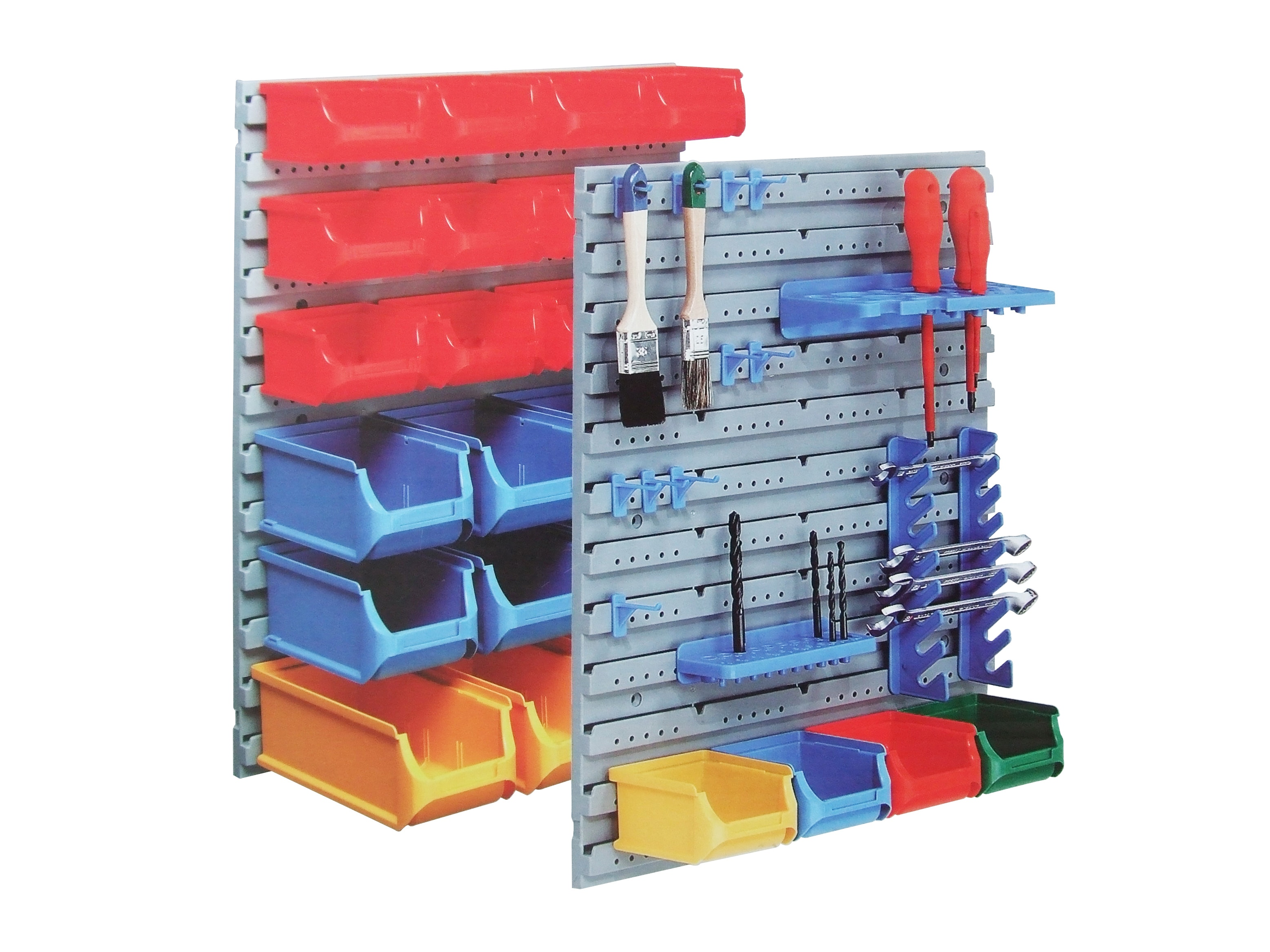 Multifunctional Organiser System