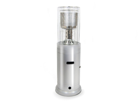 Gas Area Patio Heater Stainless Steel