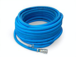 Air Hose Fitted PVC 10mm x 30m