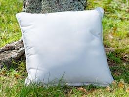 Outdoor Cushion Sunbrella Canvas Natural