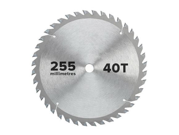 Flash Saw Blade Circular 255mm x 25.4mm