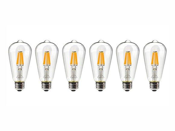 Festoon Lights Replacement Bulbs - 6 Pack