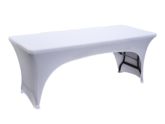 Stretch Fit Table Cover Rectangle 1.8m
