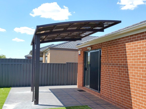 Cantilever Patio Cover 3 0m X 5 5m Patio Covers