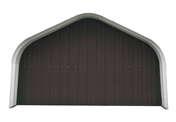Arch Building Front/Back Wall 6.1m Ironsand