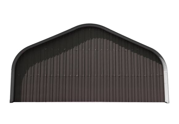 Arch Building Front/Back Wall 8.78m Ironsand