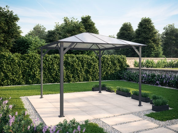 Hardtop Patio Gazebo 3m x 3m