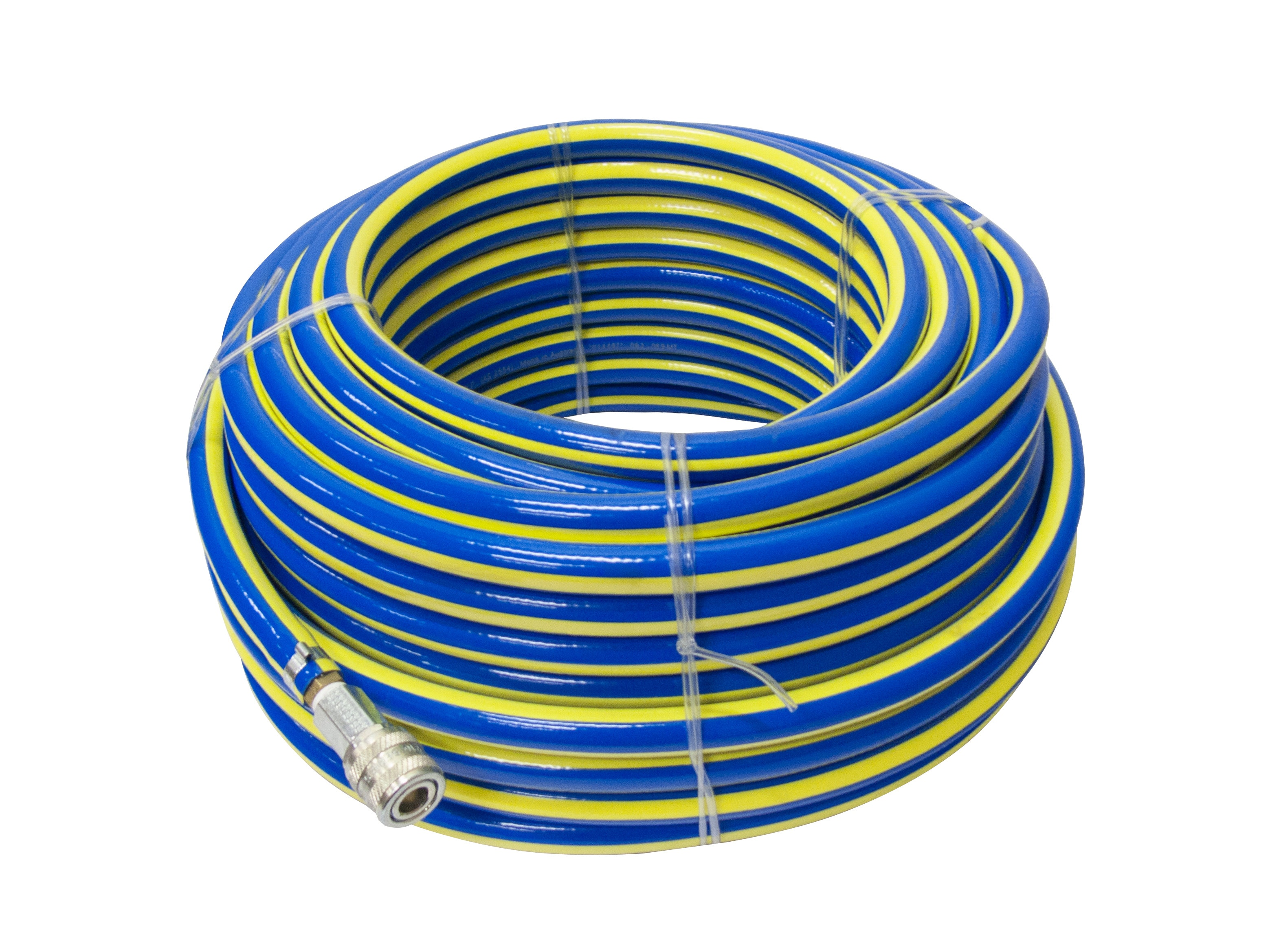 Air Hose Fitted 10mm x 30m Heavy Duty